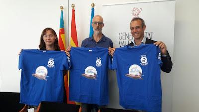 La Generalitat y las fundaciones Aguas de Valencia y Limne lanzan el 'Proyecto Nutria' en la Comunitat Valenciana