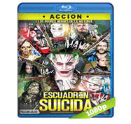 Escuadron Suicida (2016) Full HD Theatrical BRRip 1080p Audio Dual Latino/Ingles 5.1