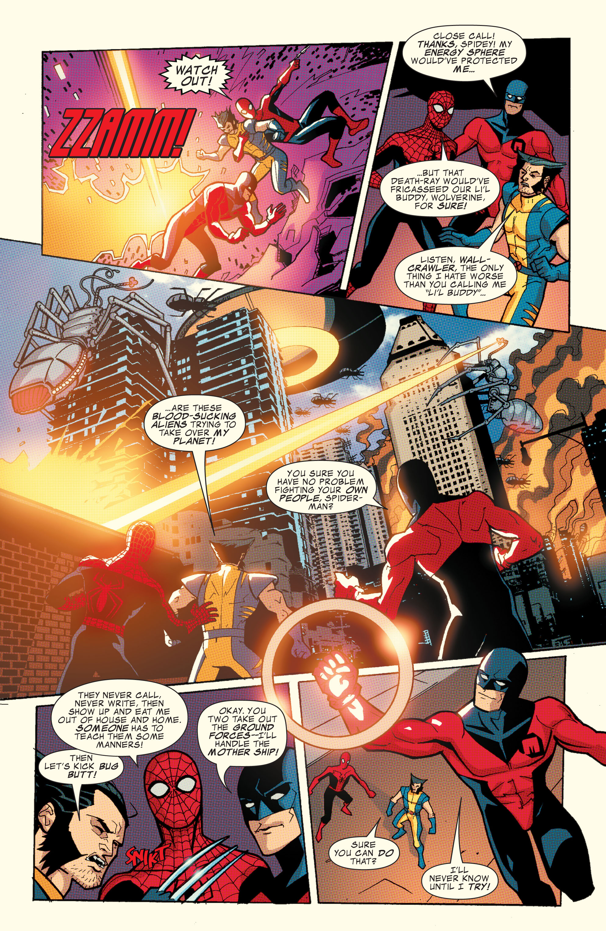 Read online Ultimate X-Men comic -  Issue #72 - 30