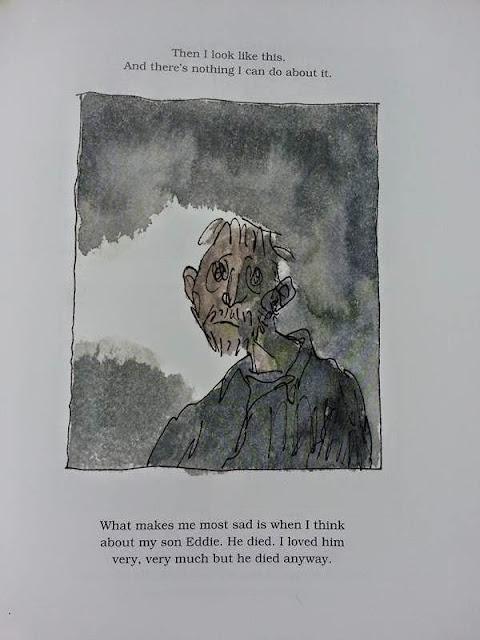 O Livro Triste - Michael Rosen
