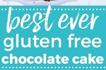 The Best Gluten Free Chocolate Cake Recipe