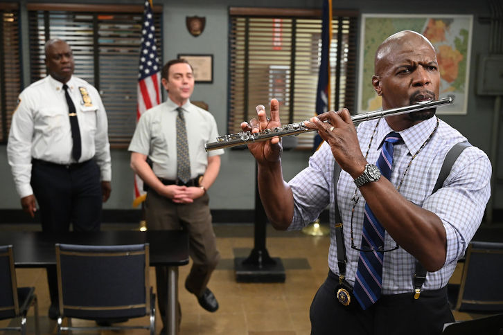 Brooklyn Nine-Nine - Episode 7.10 - Admiral Peralta - 4 Sneak Peeks, Promotional Photos + Press Release