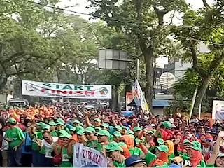 Jalan Sehat Dekopin Kota Bandung