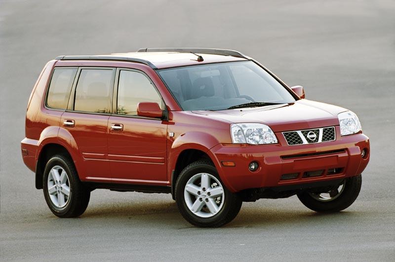 Car: Nissan Xtrail
