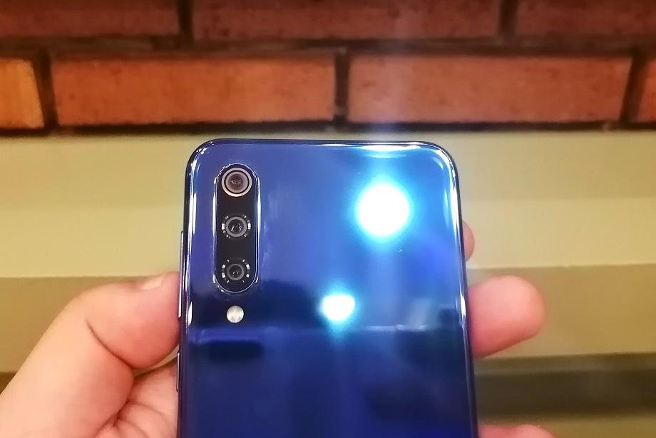 Xiaomi Mi 9 SE Triple Camera System