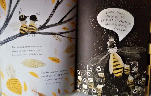 książka o pszczolach kultura gniewu