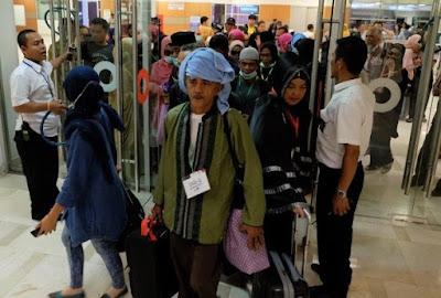 Hati-hati Calo Pengajuan Paspor Haji