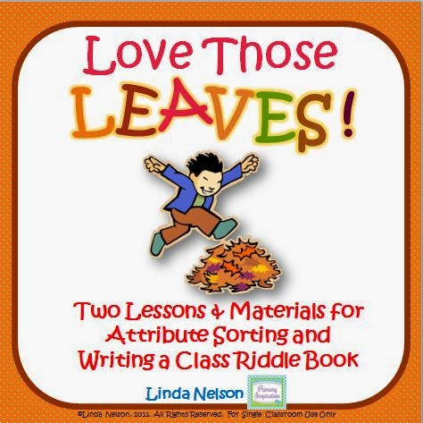 http://www.teacherspayteachers.com/Product/Fall-Leaves-Lessons-Materials-for-Attribute-Sorting-A-Class-Book-158326