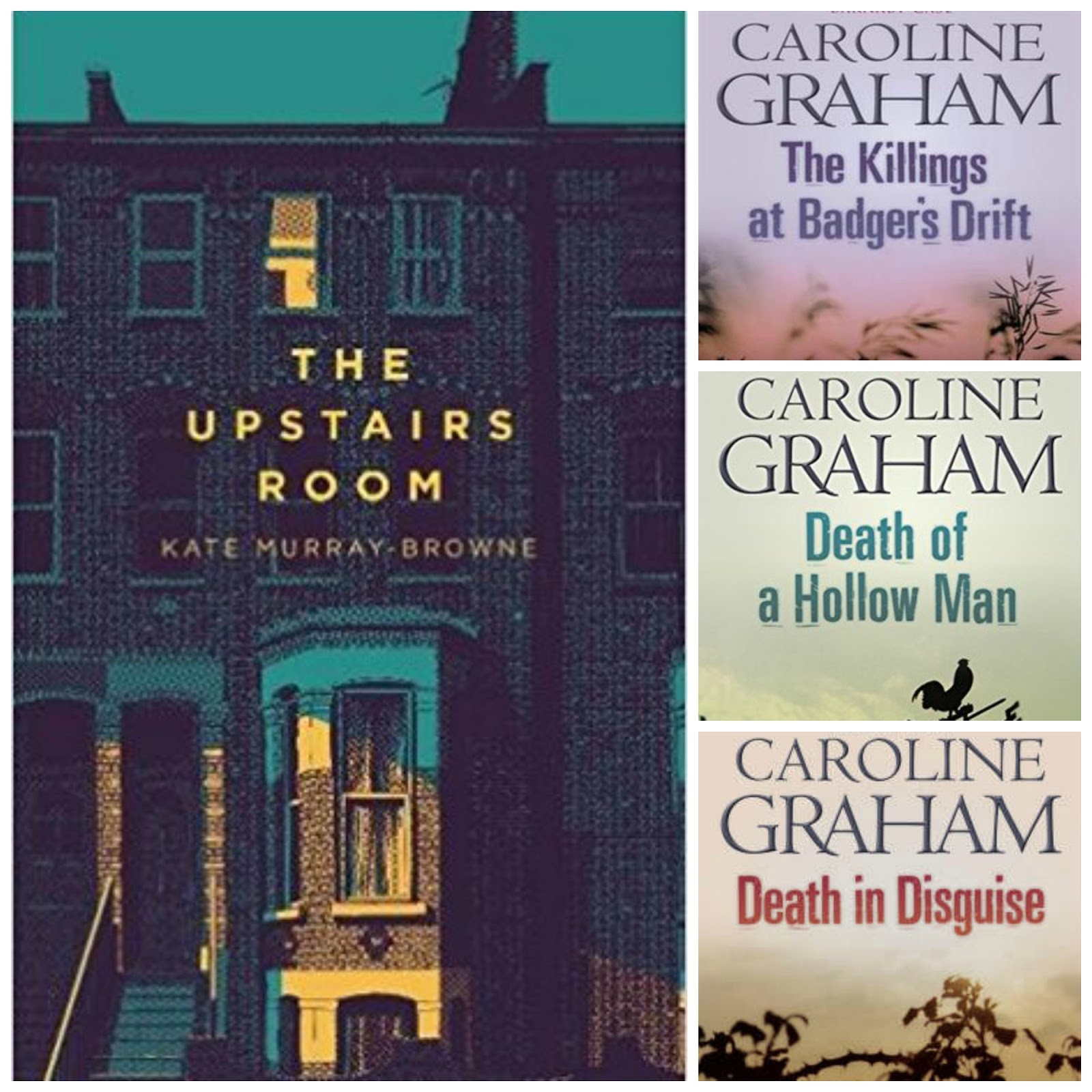 Reading Writing Booking June 2017 Favourite Books