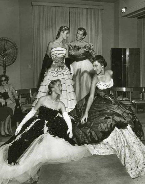 Casa Canada Deluxe, moda anos 50