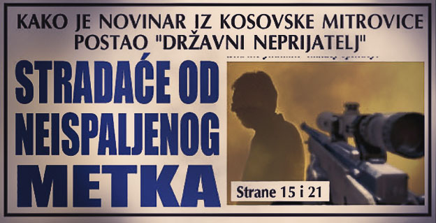 #Magazin; #Tabloid; #Ivan; #Maksimović; #List; #protiv; #mafije; #Kosovo; #Metohija; #Srbija; #Metak; #Aleksandar; #Vučić; #laž; #srpski_telegraf