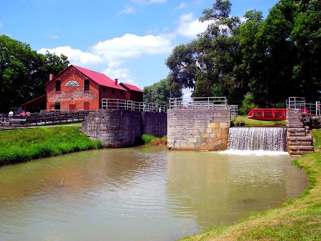 Whitewater Canal - Metamora, Indiana