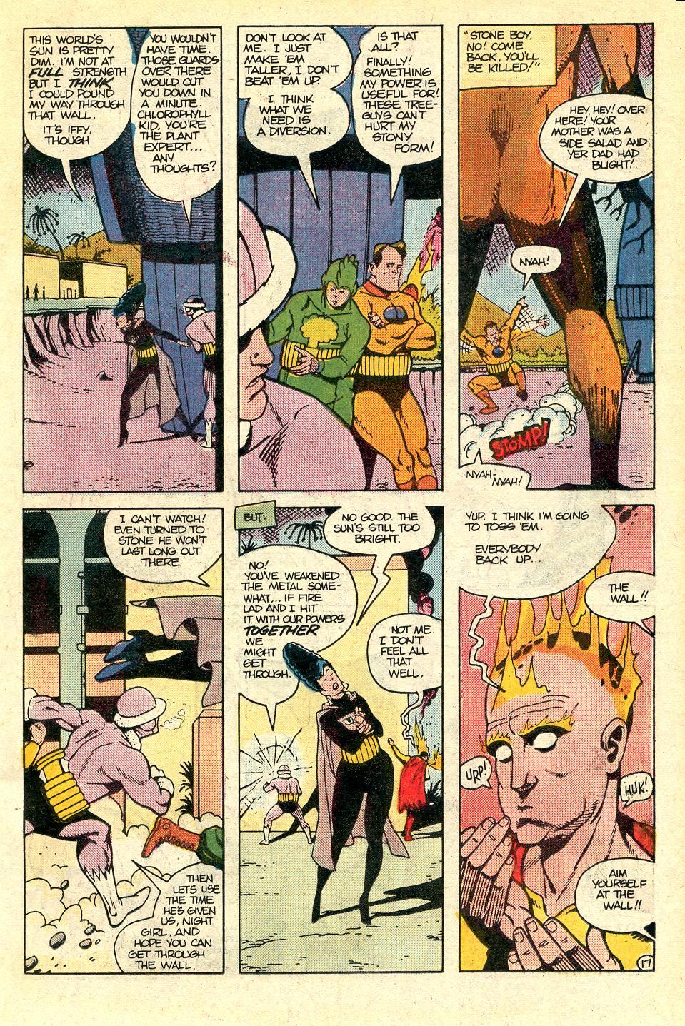 Read online Secret Origins (1986) comic -  Issue #37 - 19