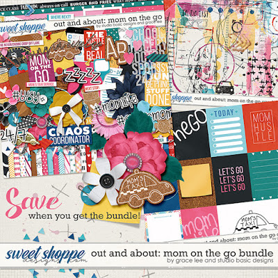 Out and About: Mom On the Go Bundle