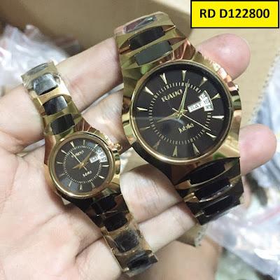 Đồng hồ đeo tay Rado Đ122800 sợi dây kết nối tình yêu của hai người