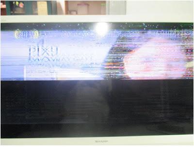 Tv Led Sharp Gambar Setengah Ar Production