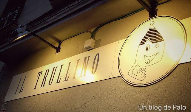 Restaurante Il Trullino - Argüelles (Madrid)