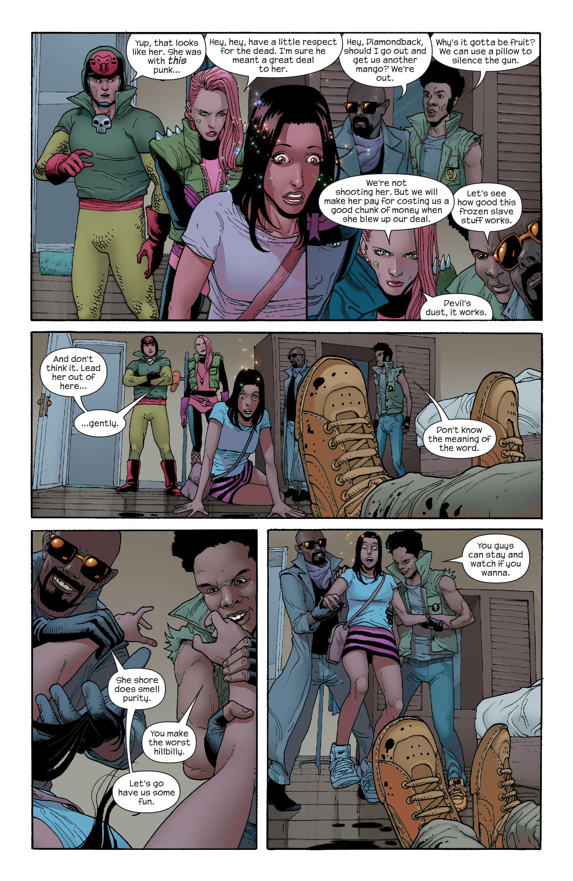 Read online All-New Ultimates comic -  Issue #4 - 20