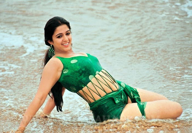Hot Telugu actress photos Charmi Kaur images