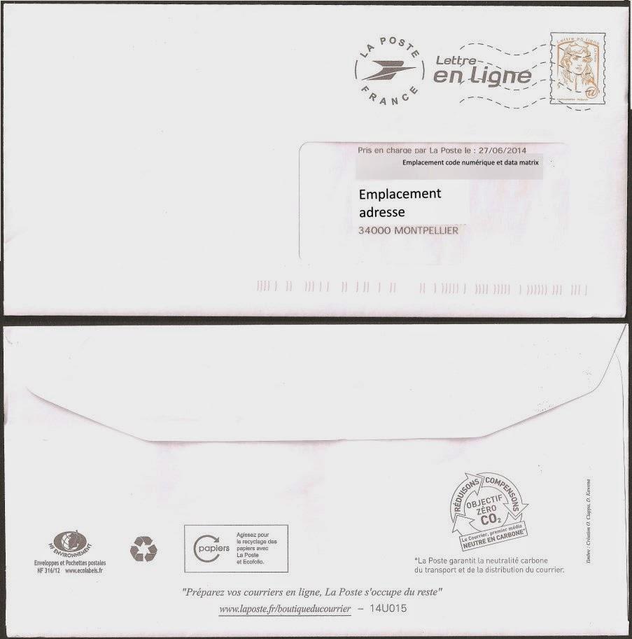 Chez s bphilat lie comment recevoir une lettre en ligne d m nagez - Suivi de courrier la poste demenagement ...