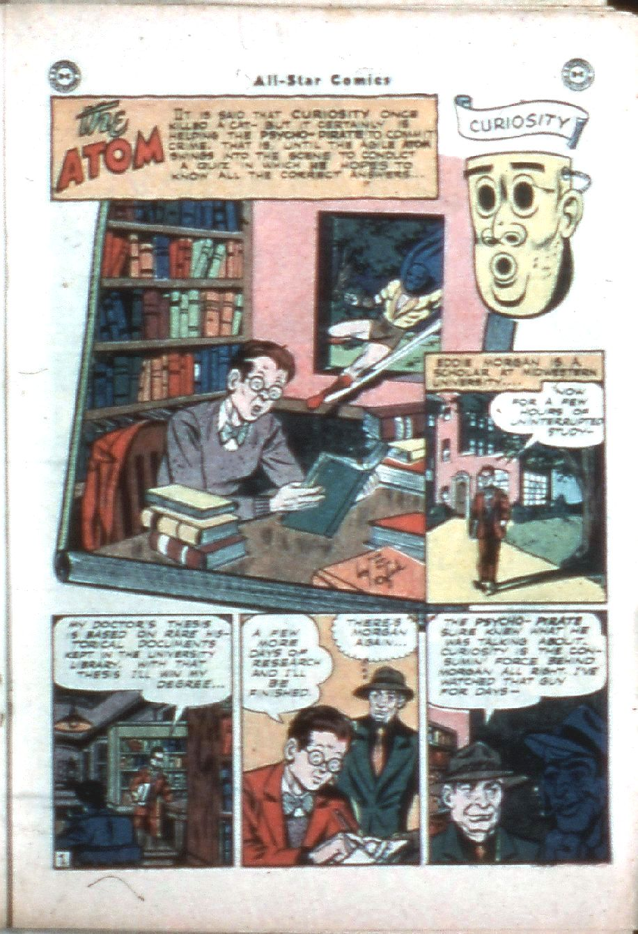 Read online All-Star Comics comic -  Issue #32 - 27