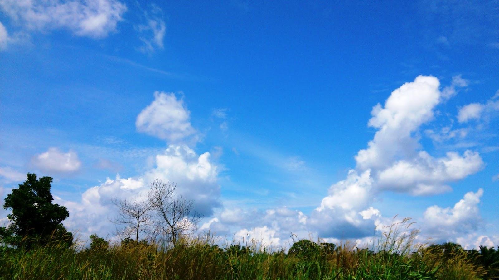 Hasil gambar untuk langit biru