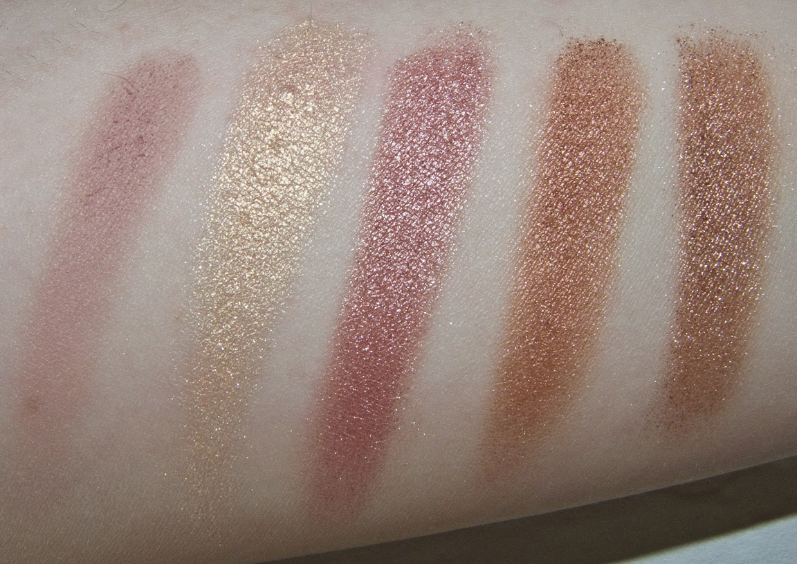 10 Color Blush Palette by Coastal Scents #7