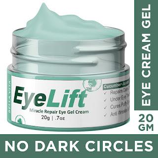 Bella Vita Organic EyeLift Under Eyes Cream Gel