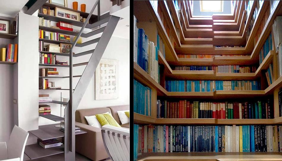 la fabrique d co escaliers et rangement conseils pour optimiser l 39 espace. Black Bedroom Furniture Sets. Home Design Ideas