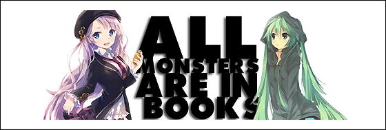 Cabecera del blog allmonstersareinbooks