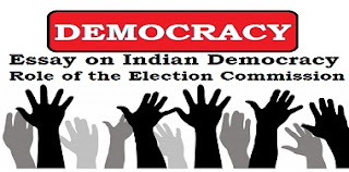 Indian Democracy : Role of the Election Commission