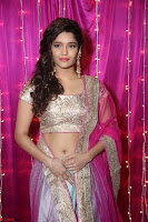 Ritika Sing in Golden Pink Choli Ghagra Cute Actress Ritika Sing ~  025.JPG
