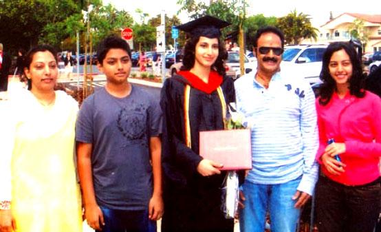 Mokshagna Teja  Family Photos