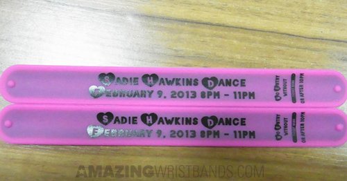 Entry Wristbands