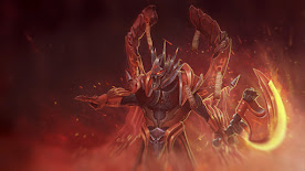 Doom DOTA 2 Wallpaper, Fondo, Loading Screen