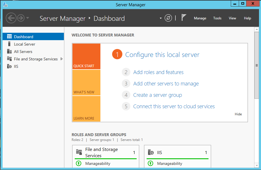 add snipping tool to server 2012 r2