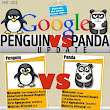 Distinguish Between Google Panda & Google Penguin