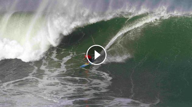 2018-12-10 Punta Galea Challenge Surf 2018 Pierre Rollet gana Aritz Aranburu segundo