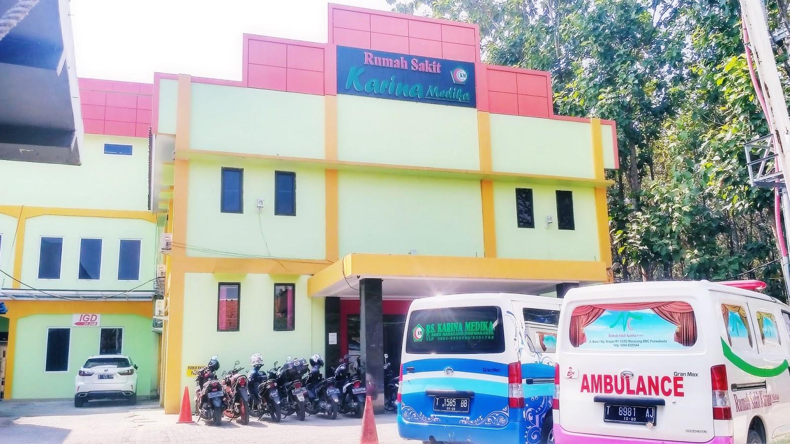 Lowongan Kerja Rumah Sakit Karina Medika Purwakarta