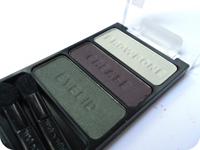 A picture of Wet N' Wild Cool As A Cucumber Eyeshadow Trio