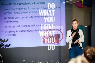 Przemówienie kobiety