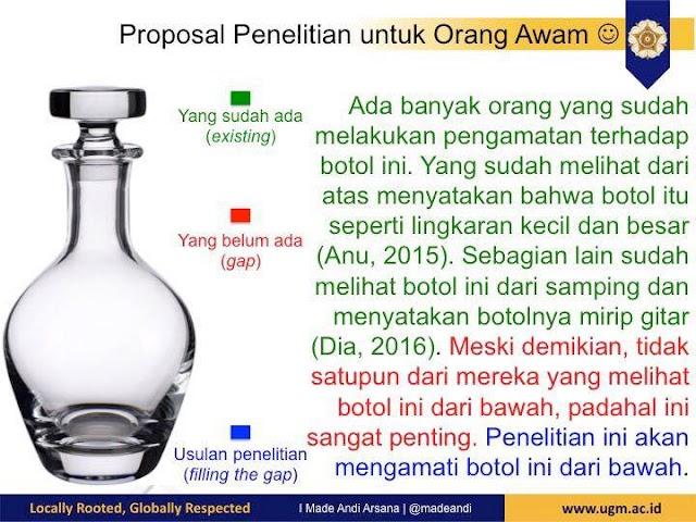 Tips Membuat Proposal Skripsi