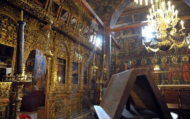 Γιάννενα: Έκλεψαν 11 εικόνες,από τον Ιερό Ναό Αγίου Νικολάου, στην Αγία Βαρβάρα στην ΚΟΝΙΤΣΑ