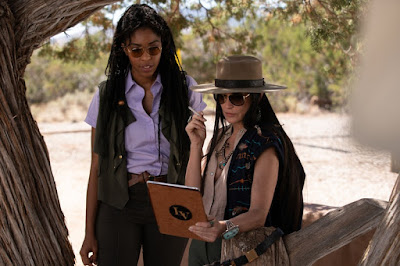 Corporate Animals 2019 Demi Moore Jessica Williams Image 1