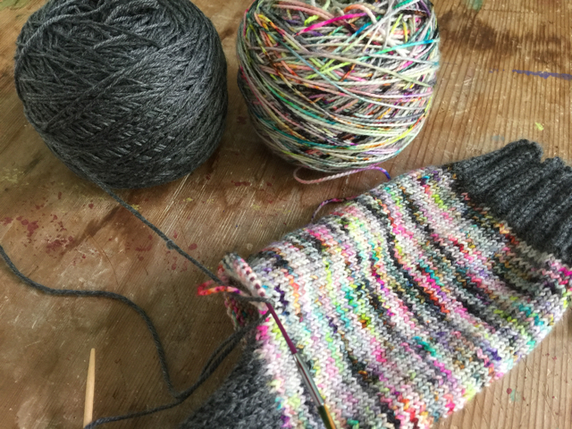 Sock Knitting Kits Uk : Little woollie: sock knitting in 2018