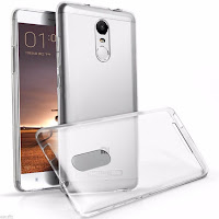 Redmi Note 4 Transparent Back Cover