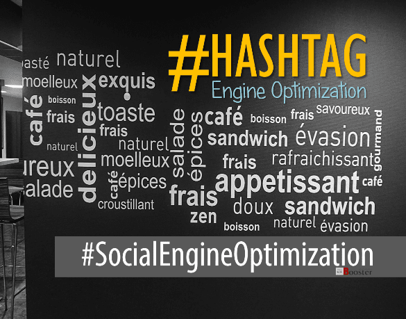 Hashtag Engine Optimization