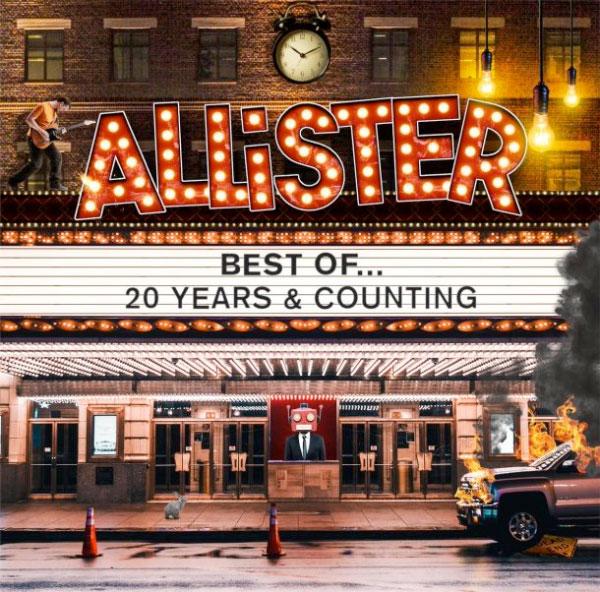 """Allister release video for """"Somewhere On Fullerton"""""""