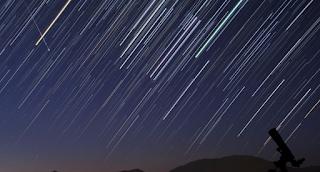 Αύριο το βράδυ η πρώτη βροχή αστεριών τους έτους