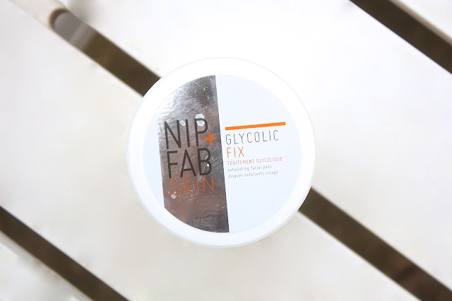 Nip + Fab Glycolic Fix Exfoliating Facial Pads
